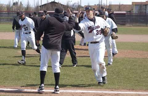 Central baseball shows complete turnaround from 2012