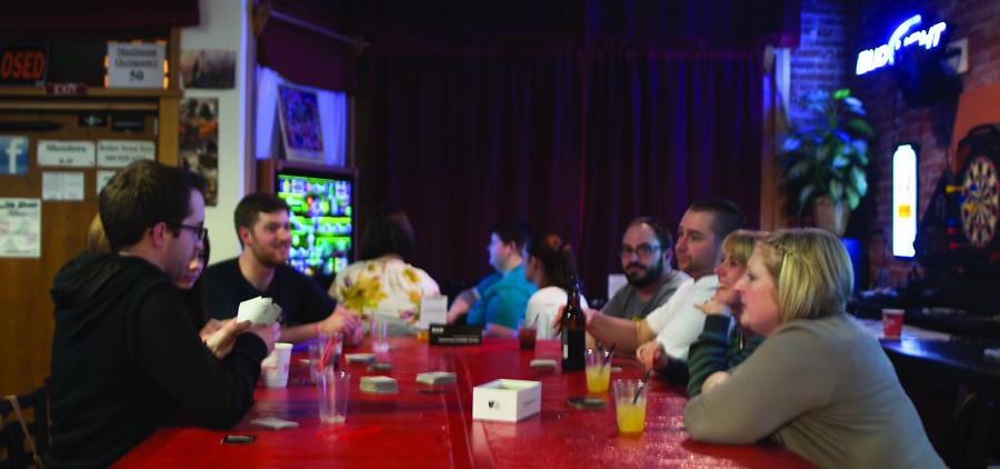 Shooters 2.0 mixes up drinks, entertainment, video and board games for guests