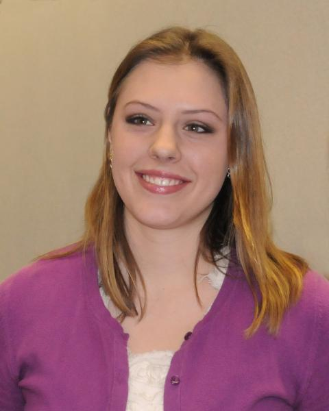 Jacqueline Korn awarded Student Employee of the Year