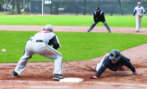 Central splits with Oregon Tech on day two of doubleheader