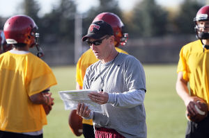 Sports: Ex-football coach Bennett was told that he broke rules by CWU officials prior to his dismissal