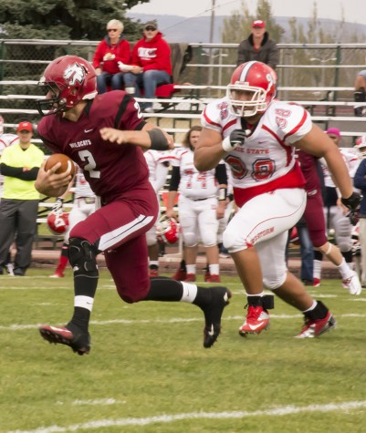 Sports: Homecoming on Saturday at Tomlinson Stadium features GNAC's No. 1 offense and No. 1 defense