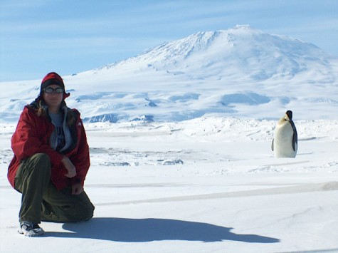 News: Federal grant sends two professors to the Antarctic