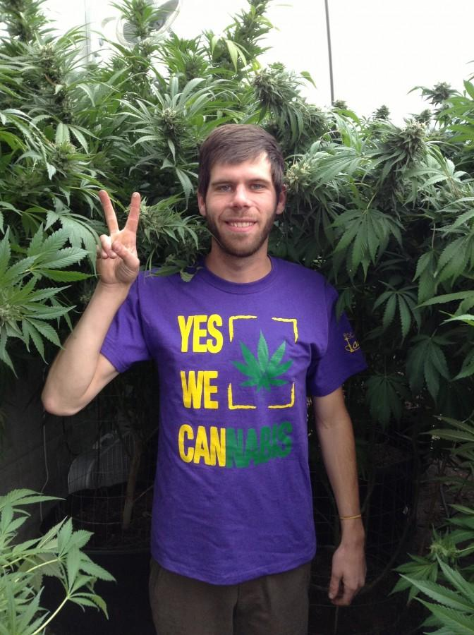 Scene: Yes, he cannabis: the tale of The Lounge owner, TJ McDonald, and a budding new industry