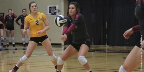 Sports: Women's volleyball falls to Northwest Nazarene in West-Region ranked battle