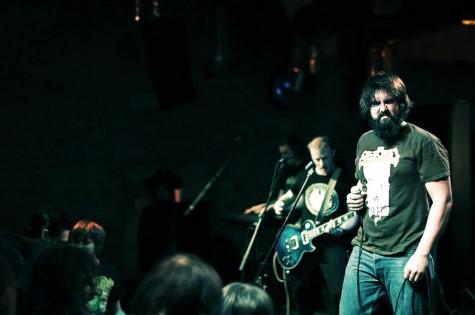 "Scene: ""Bluesy adventure metal"" band Thunderhound starts back up after summer-long break"