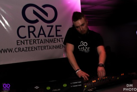 Scene: Black Out Tour hosted by Craze Entertainment kicks off in Ellensburg