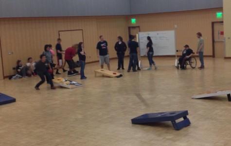 Scene: Campus Activities hosts unique Cornhole Tournament