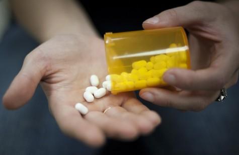 News: Wellness Center promotes drug awareness