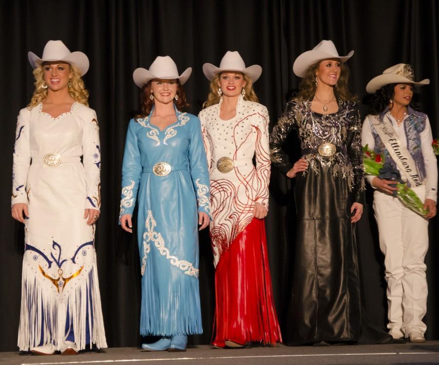 Scene: Ellensburg rodeo crowns 2014 royalty