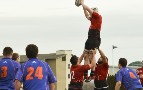 News: Central's rugby team goes to varsity