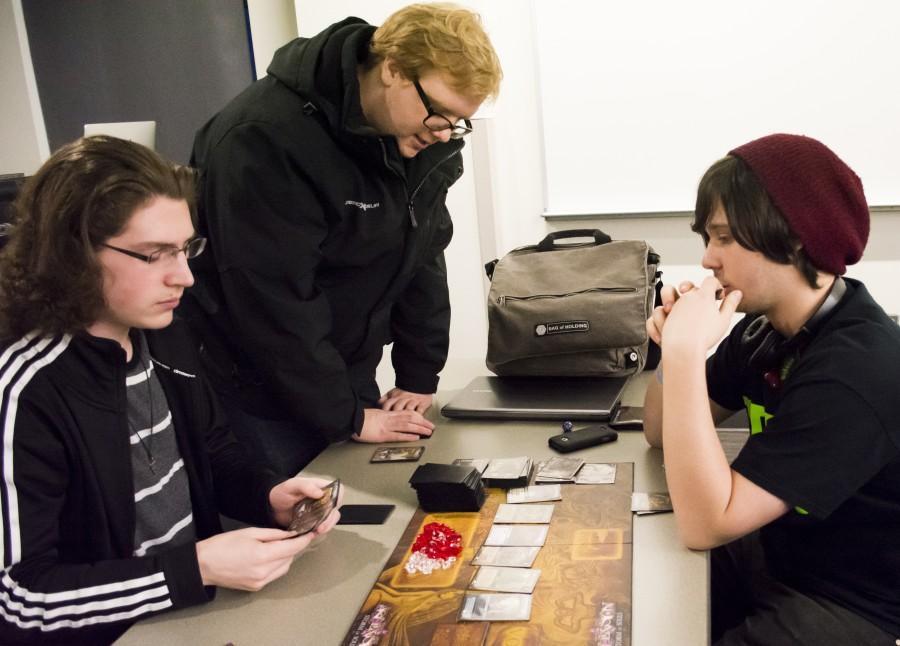 Scene: CWU gaming clubs host weekend of gaming