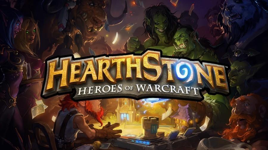 Scene: Video Game Review: Hearthstone
