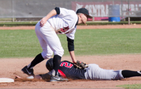 Sports archive: Wildcat baseball win series, close in on top spot