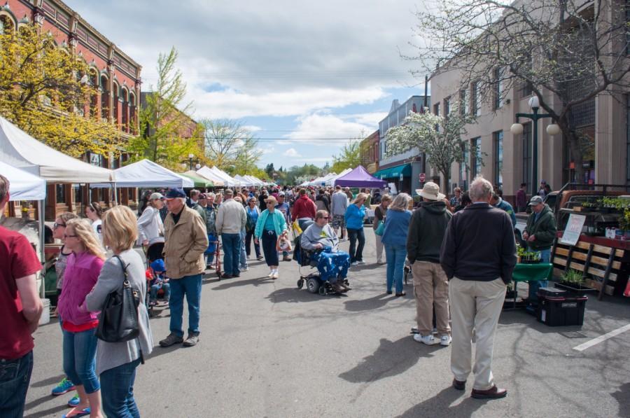 Ellensburg Farmers Market is now open for summer