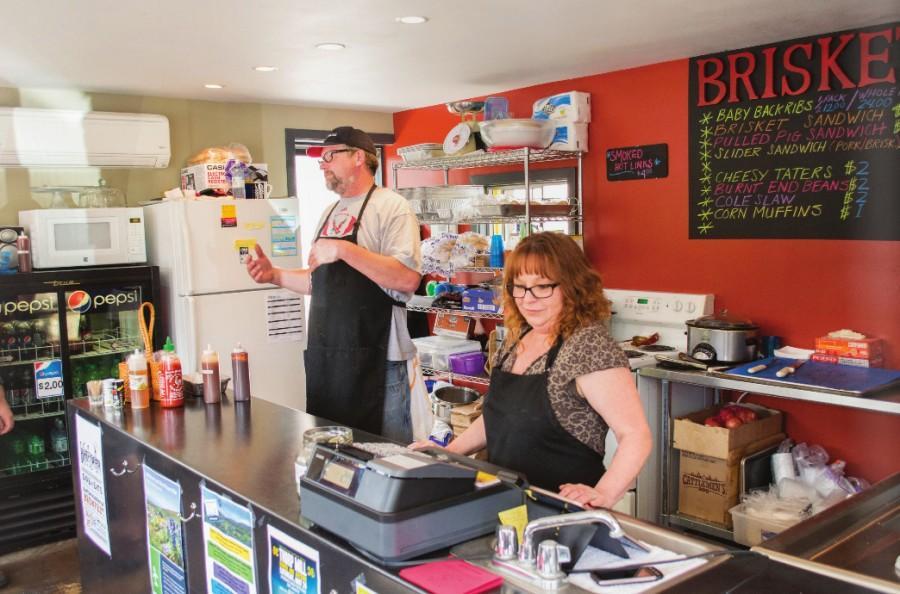 New BBQ shop opens in Ellensburg