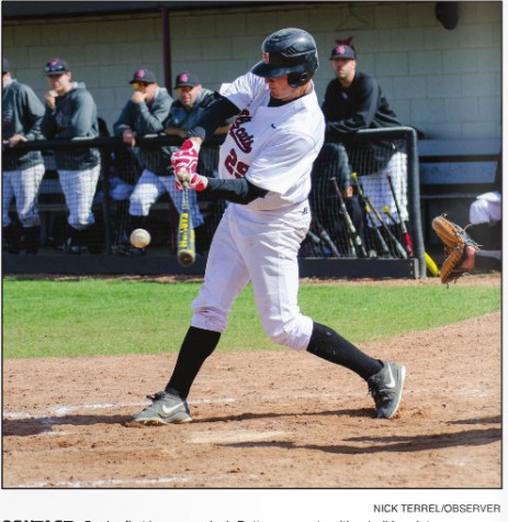 One series remains for CWU baseball before GNAC tournament