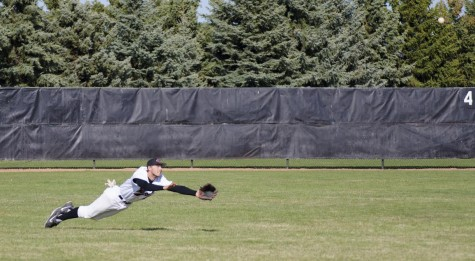 Baseball stumbles into GNAC tournament