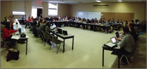WA. Student Association meeting focuses on college affordability for CWU students