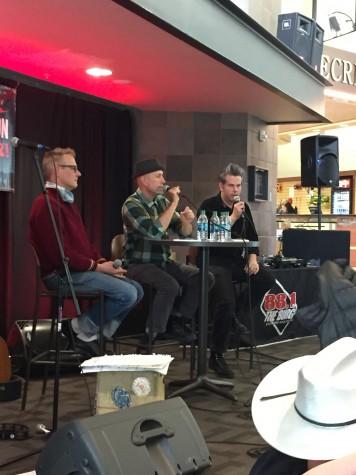 Sub Pop Legends, Bruce Pavitt, Mark Baumgarten visit CWU for book signing