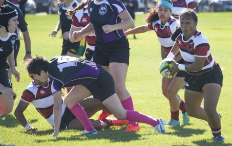 Women's rugby rise