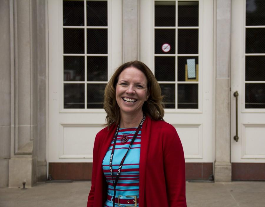 Stacey Robertson says the program stands out due to the faculty who teach online.