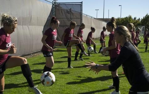 Central soccer looks for kick-start