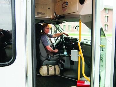 Artists help redesign Ellensburg bus shelters