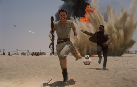 Star Wars: The Force Awakens – Largest domestic box office opening weekend in movie history