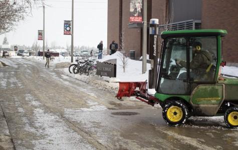 Surprising snowfall creates winter wonderland in Ellensburg