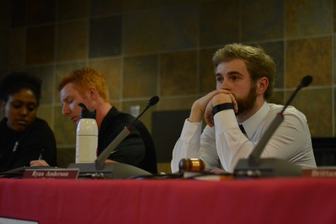 ASCWU President Ryan Anderson asked to resign prior to Monday's meeting, board moves ahead with vote of no confidence