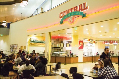 OPINION: What's the fuss about? Central's dining is good