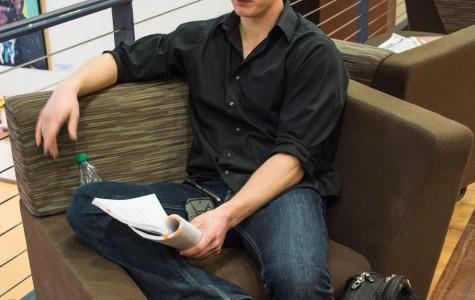 Rising theatre star: Seth Hollen