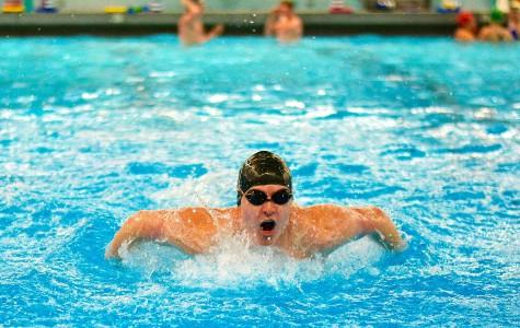 Swim club makes waves