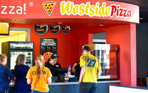 A slice of life at Westside Pizza