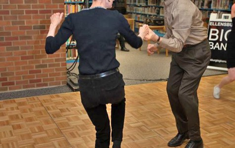 Dance the night away in the library
