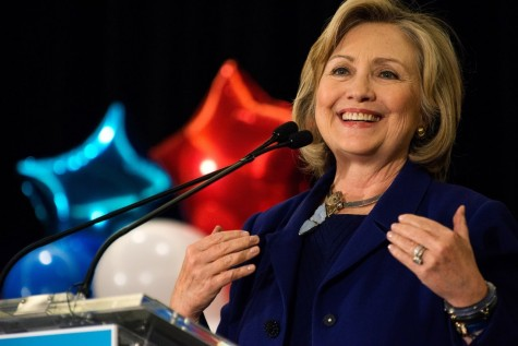 OPINION: You're #WithHer, but why?