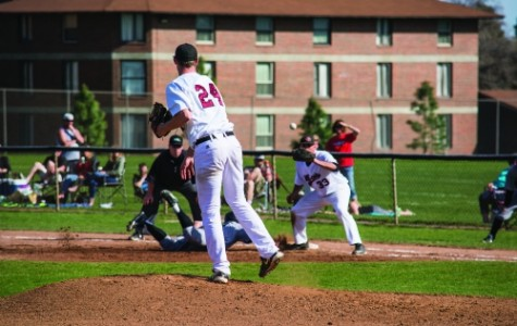 Wildcats claw for GNAC baseball title