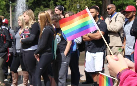 CWU set to celebrate pride week