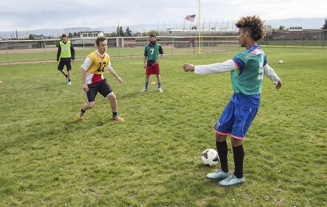 Central's soccer club competes in friendly against Saudi Student Association