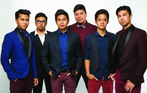 "A capella group from ""The Sing-Off"" to perform at Central during Family Weekend"