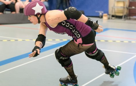 Roller derby brings together women from across the community