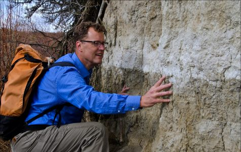 CWU geology professor stars on PBS