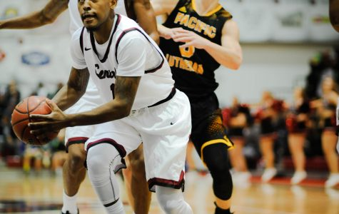 Men's basketball takes rivalry on the road