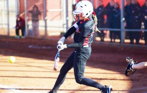 Softball experiments with lineup