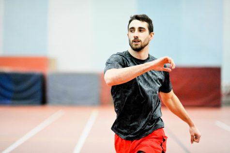 Landis continues to enjoy track