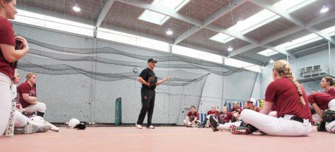Softball preps for doubleheaders