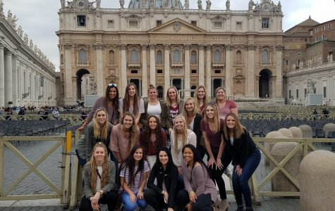 CWU women's volleyball scores trip to Italy