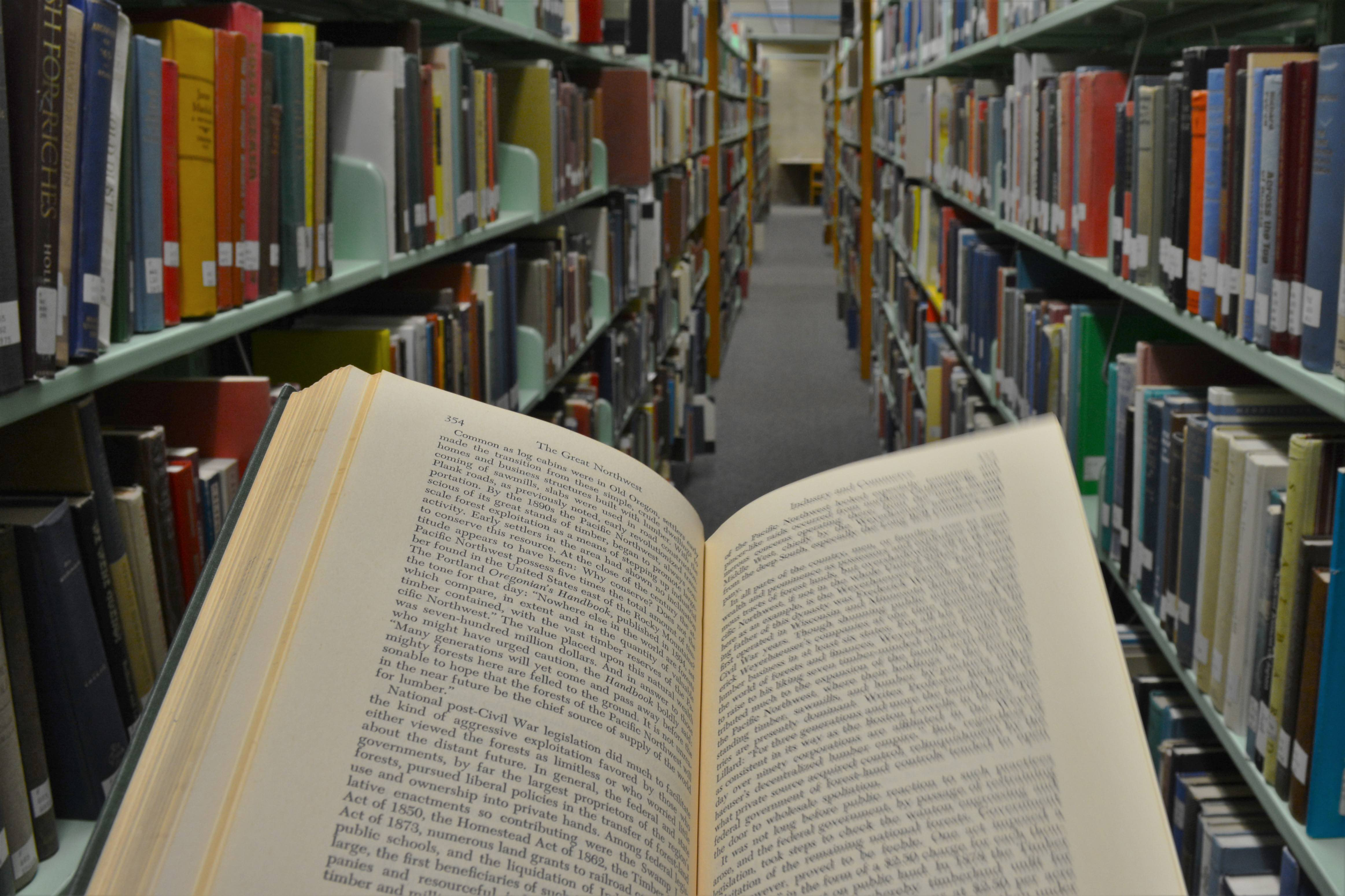 The National Endownment of Arts is sponsoring the Big Read which takes place in the Brooks Library on April 25.
