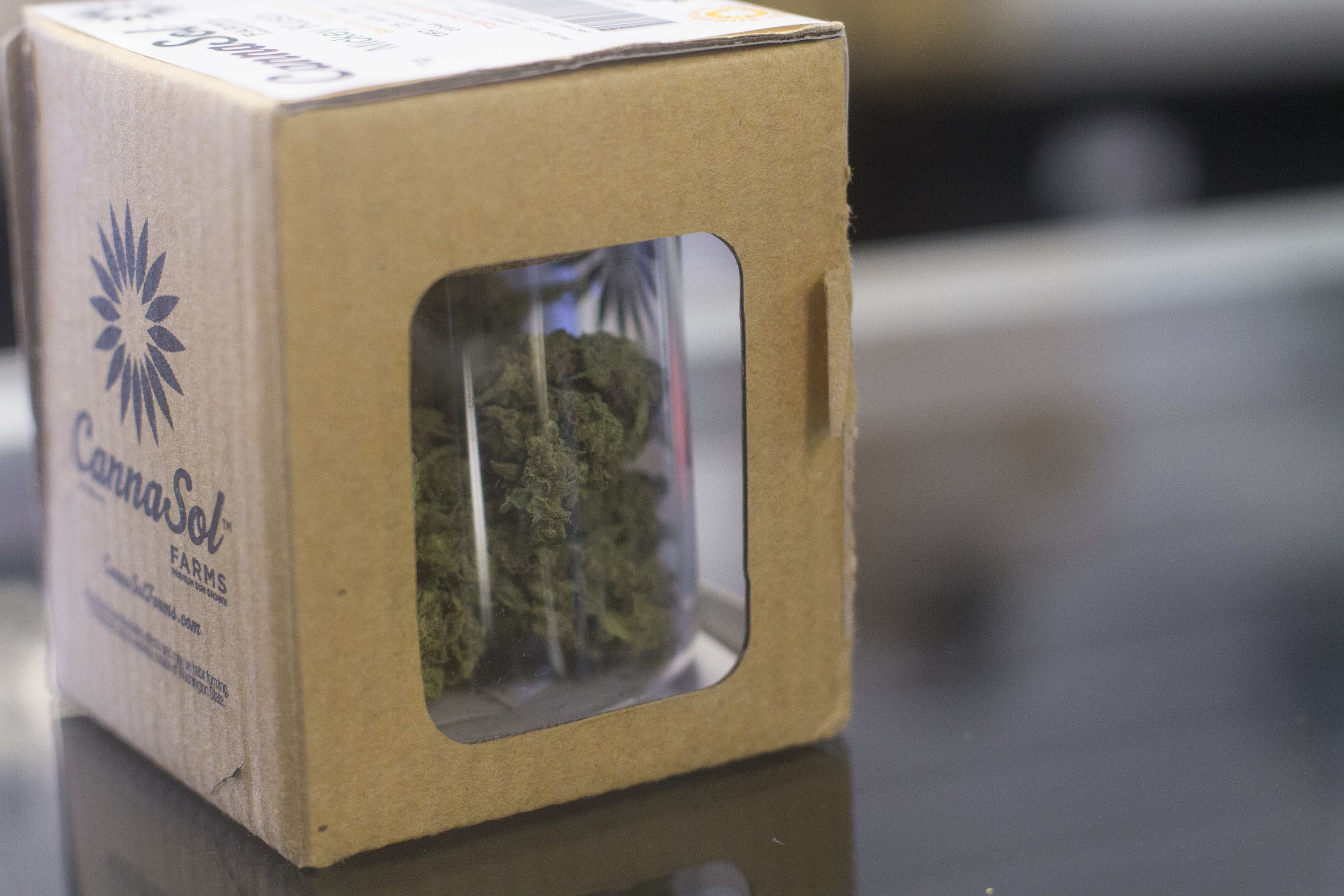 Oregon is the fourth state to enact a law to prevent weed dispensaries from storing the personal information of customers.
